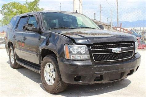 old car repair manuals 2008 chevrolet tahoe electronic valve timing buy used 2008 chevrolet tahoe hybrid 4wd clean title repairable rebuilder will not last in
