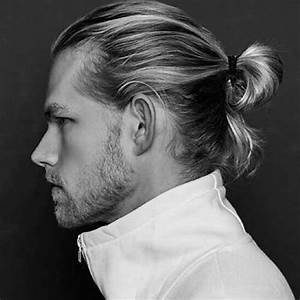 15 Mens Ponytail Hairstyles | Mens Hairstyles 2018