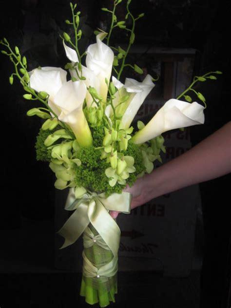 wedding lillies calla lily wedding flowers