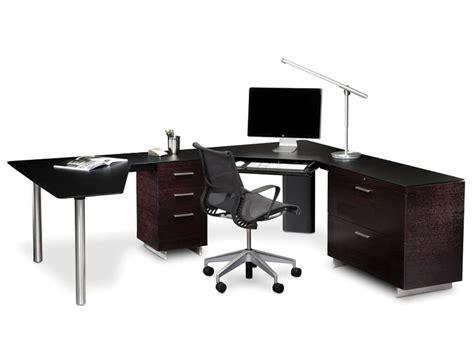 bdi sequel corner desk bdi sequel 6018l peninsula desk free shipping