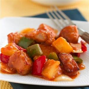 Sweet and Sour Pork with Pineapple | tried and tested ...
