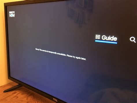 directv  outages  att tv service plagued