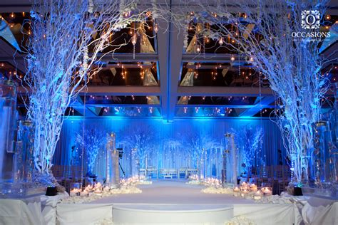winter wonderland theme occasions by shangrila