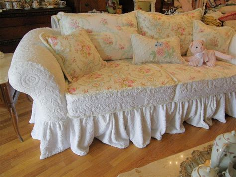 20 Top Shabby Chic Sofa Slipcovers  Sofa Ideas