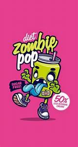 Cute & Funny Pop Art cartoon wallpaper for iPhones! Diet ...