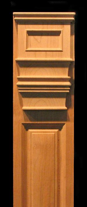 line kitchen cabinets pilaster georgian style carved wood 3807