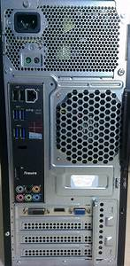 Dell Xps 8700 Rear Panel