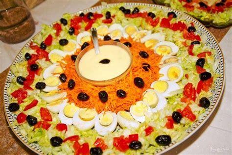 cuisine marocaine salade salade marocaine lalla moulati moroccan food salade