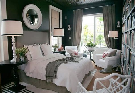 Bedroom Ideas Black White And Grey by Grey White And Black Bedroom Ideas 2017 Grasscloth Wallpaper