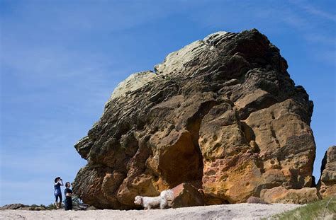Notes & Stories - Three Lovely Loops No. 1, Agglestone Rock