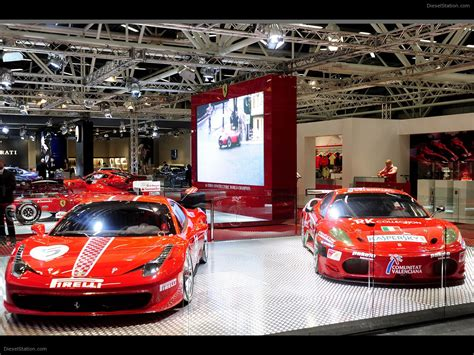 Ferrari 458 Challenge 2018 Exotic Car Image 10 Of 28