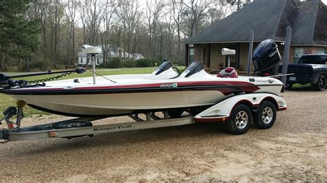 Ranger Bass Boat Hull For Sale by 2009 Ranger Intracoastal 2009 Yamaha Hpdi Series 250 For