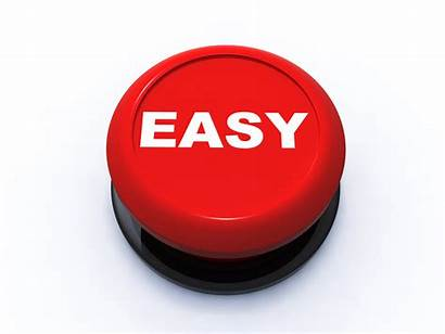 Easy Button Clip Clipart Money Understand Cliparts