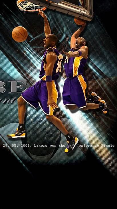 Kobe Basketball Wallpapers Bryant Sports Iphone Nike