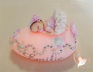 Photo De Bébé Fille : veilleuse galet lumineux b b fille rose cadeaux de ~ Melissatoandfro.com Idées de Décoration