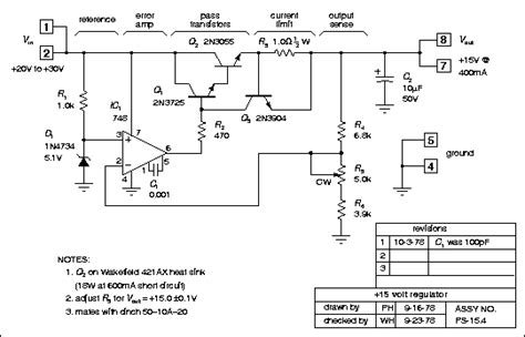 How Draw Schematic Diagrams