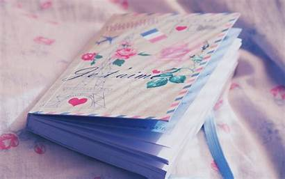 Diary Notepad Wallpapers Eiffel Tower Px Macro