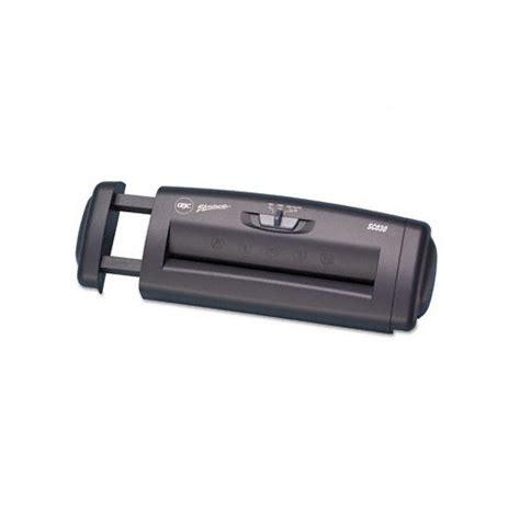 Portable paper shredder