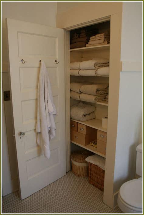 built in linen closet ideas home design ideas