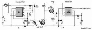 Simple Remote Control - Remote Control Circuit