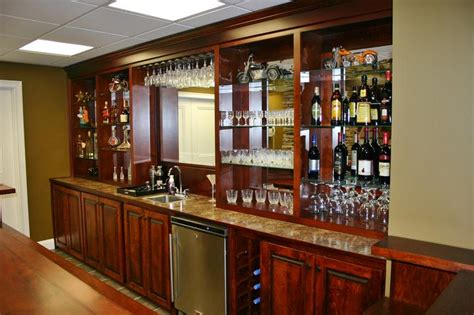 Custom Built Home Bars by Home Bars Built In New Jersey Custom Home Bars
