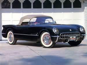 Chevrolet Corvette 1953 1955