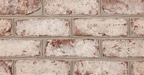glen gery brick french provincial   white handmade