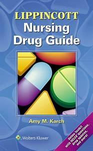 2015 Lippincott U0026 39 S Nursing Drug Guide By Amy Karch