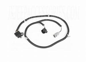 trailer wiring harness 07 17 jeep wrangler jk With jeep trailer wiring harness