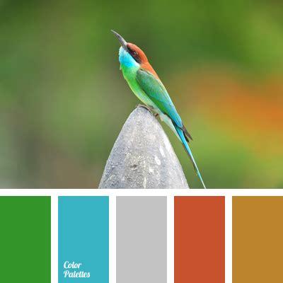 green brown color palette ideas