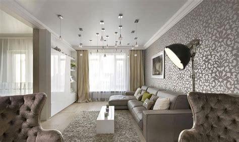 Desain Dinding Rumah Minimalis Dengan Wallpaper Nota