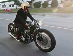 Punk U0026 39 D  A Badass 1977 Honda Cb750f2 Brat Bike