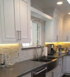 kitchen backsplash tile installation tiletuesday features an installation out of our