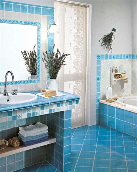 Badezimmer Ideen Blau by 50 Wundersch 246 Ne Bad Fliesen Ideen Archzine Net