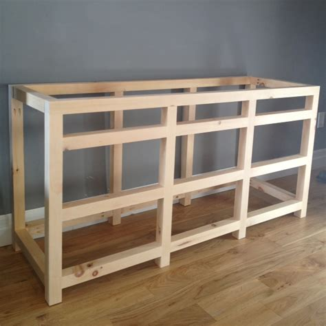how to build frame kitchen cabinets a cabinet frame small reloading bench plans 9303