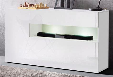 tv highboard weiß sideboard breite 140 cm kaufen otto