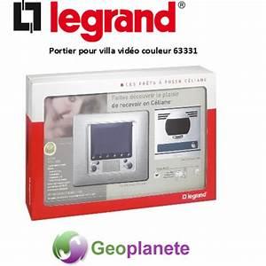 Interphone Sans Fil Legrand : legrand portier pour villa vid o couleur ~ Edinachiropracticcenter.com Idées de Décoration