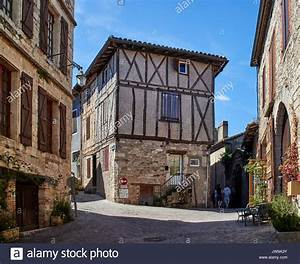 Old French Village Houses Cobblestone Stock Photos & Old ...