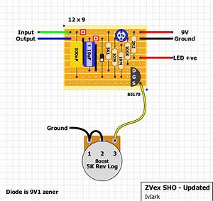 Collection Of Vero  Stripboard   U0026 Tagboard Layouts For