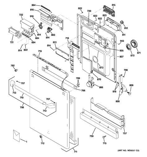 ge quiet power  parts diagram  wiring diagram
