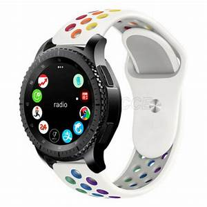 For Samsung Galaxy Watch 42mm Active 2 40 44mm Gear S2