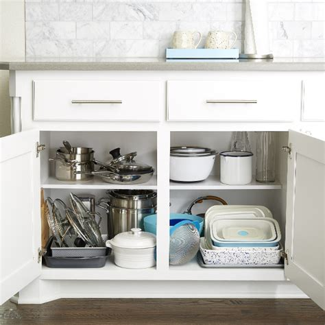 How To Organize Your Kitchen Cabinets  Stepbystep