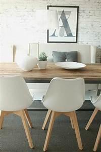 Table Salle à Manger Scandinave : la table haute de cuisine est ce qu elle est confortable ~ Teatrodelosmanantiales.com Idées de Décoration