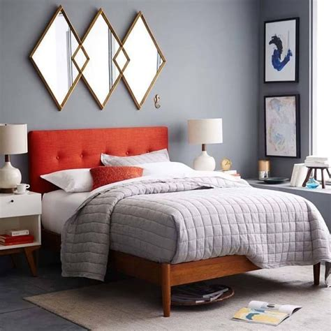 Mid Century Modern Bedrooms by Best 25 Mid Century Bedroom Ideas On Mid