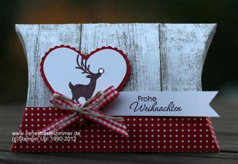 pillow box basteln pillow box kissenschachtel stin up joyous celebrations stanzer herz big embosslit