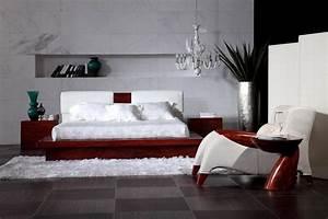 Lit En Cuir : lit en cuir 2013 lit moderne bois plein sl1291 de chambre coucher lit en cuir 2013 lit ~ Teatrodelosmanantiales.com Idées de Décoration