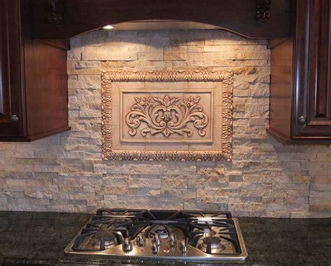 decorative ceramic tiles kitchen pressed floral tiles installed in kitchen backsplash 6491