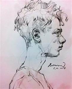 Prismatic Sketches of Hands and Faces by Lui Ferreyra ...