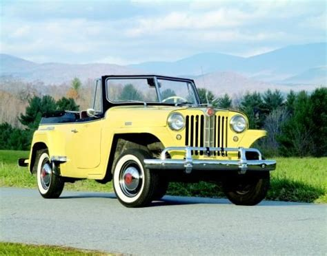 1948 willys jeepster 1948 39 51 willys jeepster the inexpensive open top