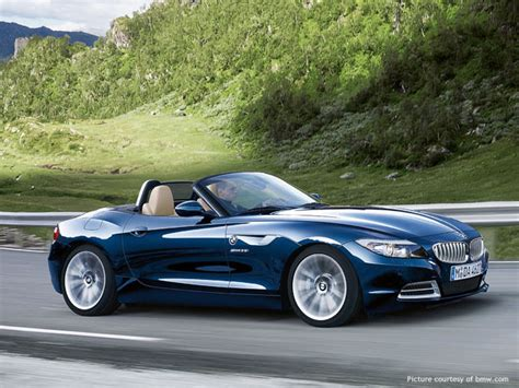 Rent Bmw Z4 Roadster Italy Spain France Germany